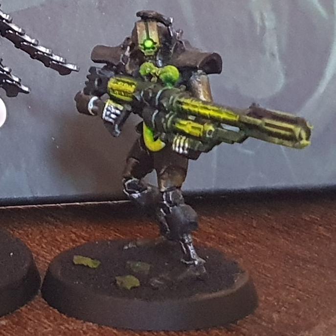 Necron deathmark